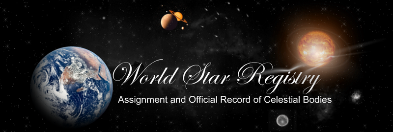 World Star Registry Mexico - Inicio